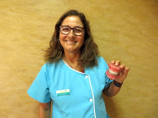 Dentista Leopoldina Tavares